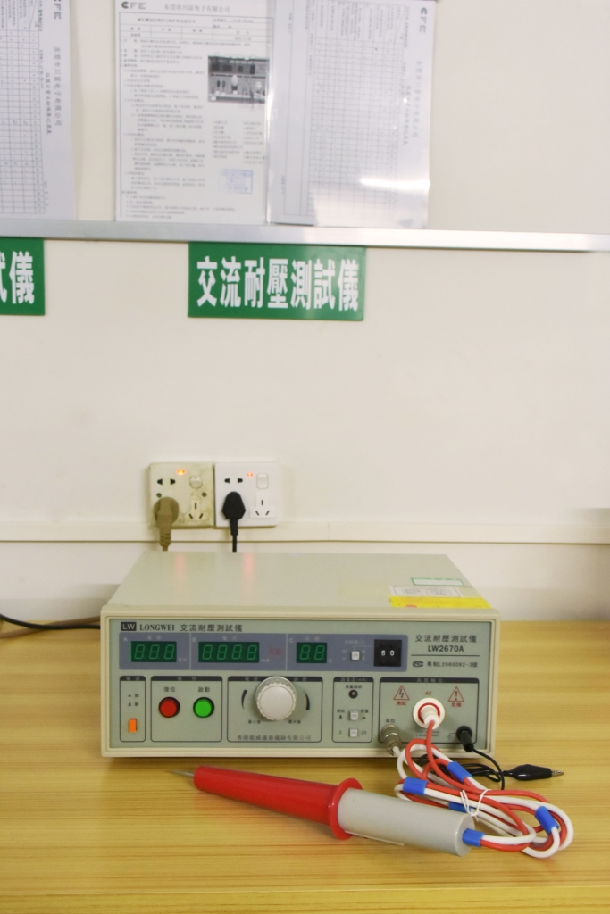 AC Withstanding Voltage Tester