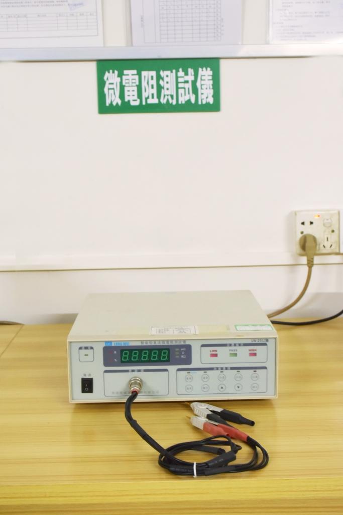 micro resistance instrument