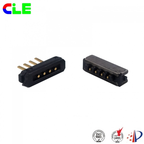 4 Pin waterproof electrical connectors