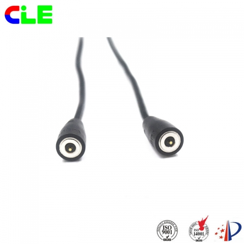 Magnetic charger date cable with adapter for gloves