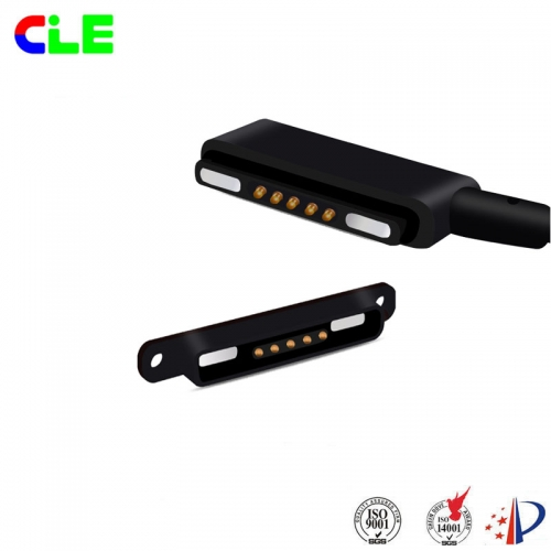 5 Pin male and female smart charging cable