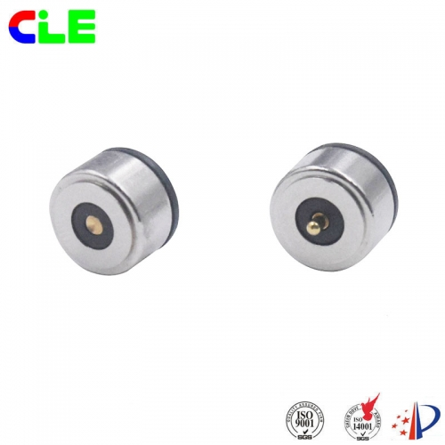 Round male and female magnetic power connector manufacturers