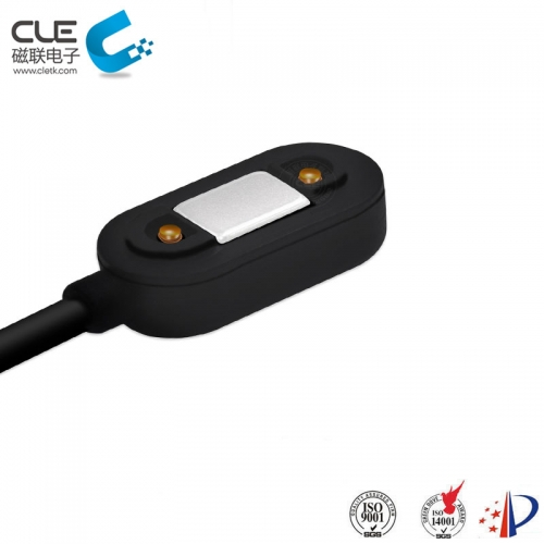 2Pin magnetic wireless charger connector