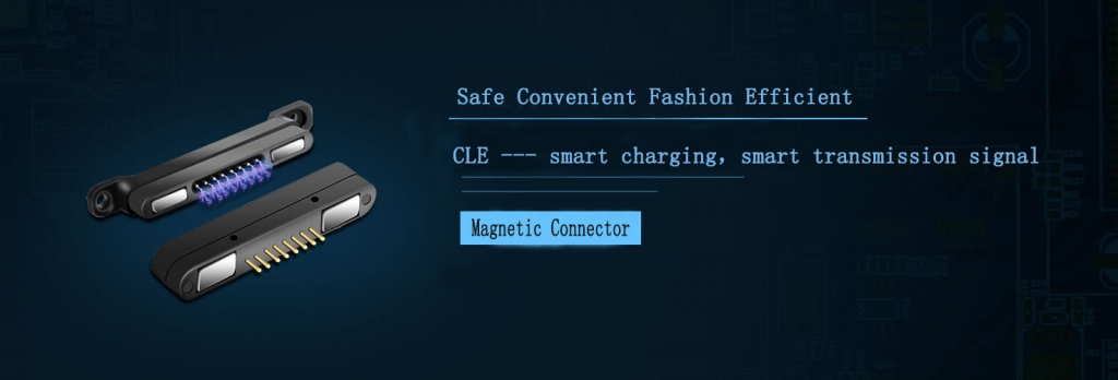 Magnetic connector
