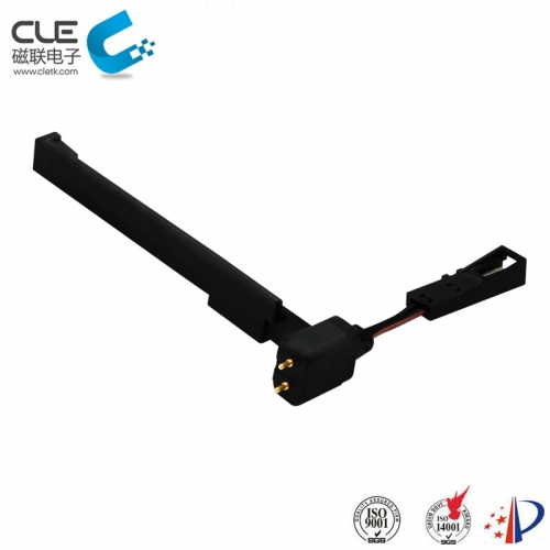Custom high class 2 pin magnetic wire connectors for LED